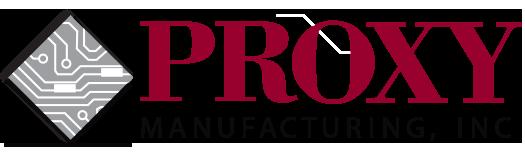 Proxy Manufacturing, Inc.